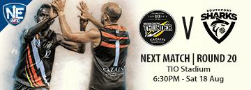 Next NEAFL Match Round 20