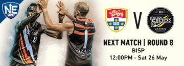 Next NEAFL Match Round 8