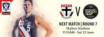 Next VFL W Match Round 7