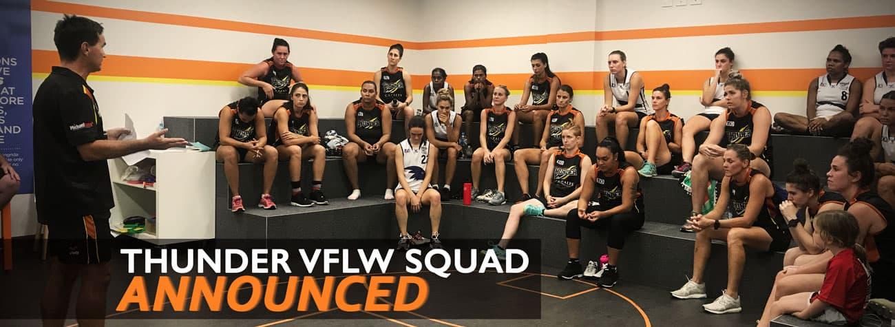 NT Thunder VFW Squad