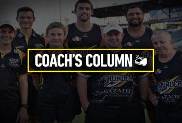Round 1 coach's column