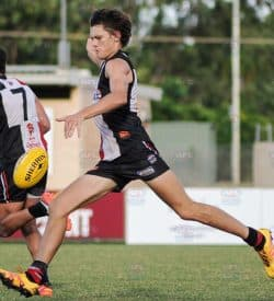 Sam Smith in action for Southern Districts