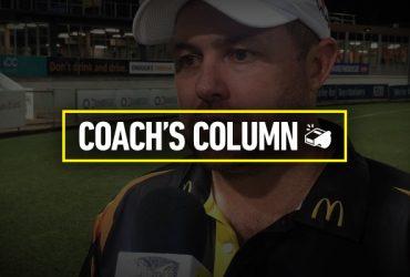Coach's Column Round 4