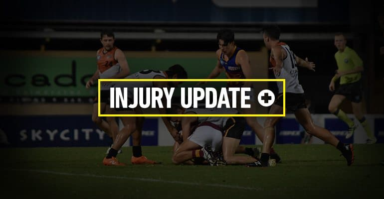 Round 4 injury update