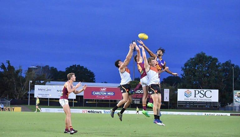Round 2 vs Brisbane Lions