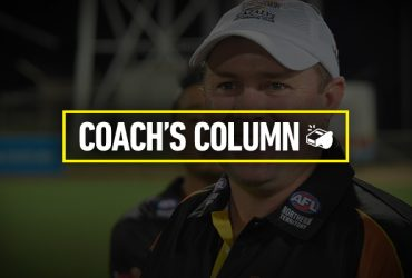 Round 6 Coach's Column