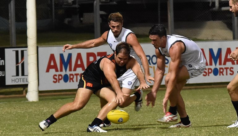 Round 8 Match Preview