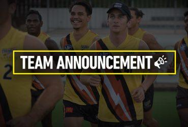 Team Announcement Rd9