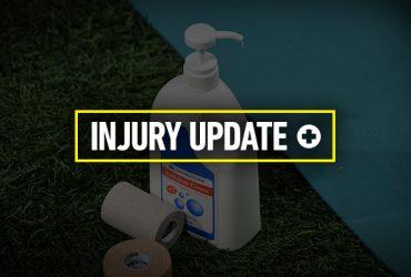 Injury Update Round 12