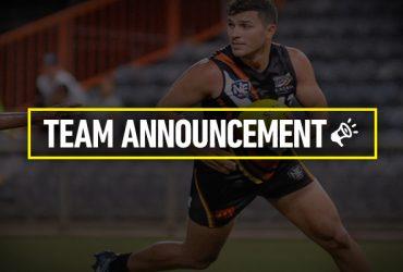Round 10 team announcement