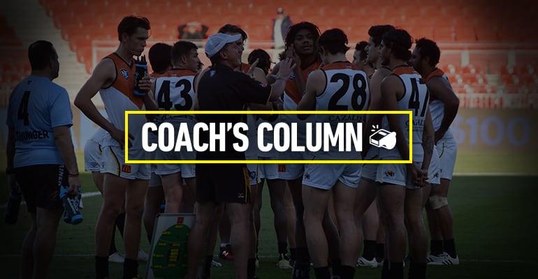 Round 15 Coach's Column