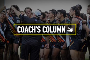 Round 167's Coach's Column Cover image