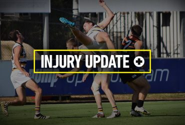 Round 17 Injury Update