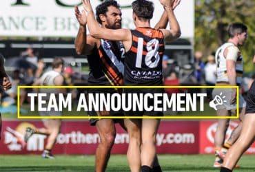 Rd 18 team announcement