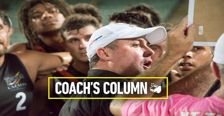 Rd 18 Coach's Column