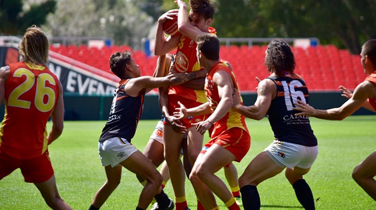 GC Suns too strong in final