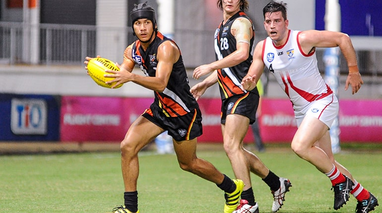 Ben Rioli will play on in 2018