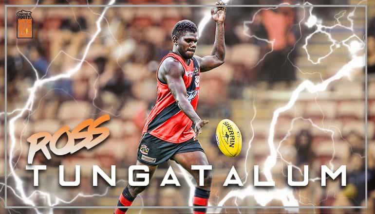 Ross Tungatalum is in for season 2018