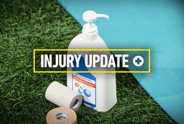 Round 4 injury update