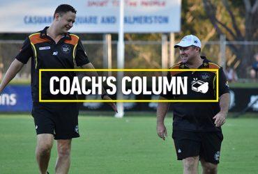 Round 3 NEAFL Coach's Column