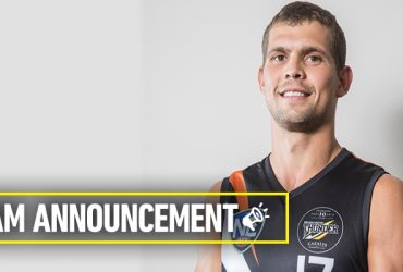 Joe Anderson is the debut player for Round 3