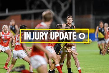 Round 5 injury update