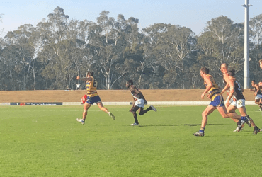 NEAFL Round 8 match report