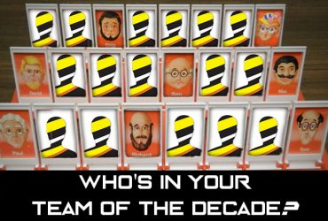 Team of the Decade fans