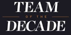 Team of the Decade