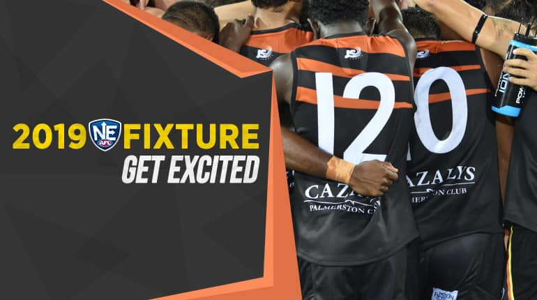 2019 NEAFL Fixture
