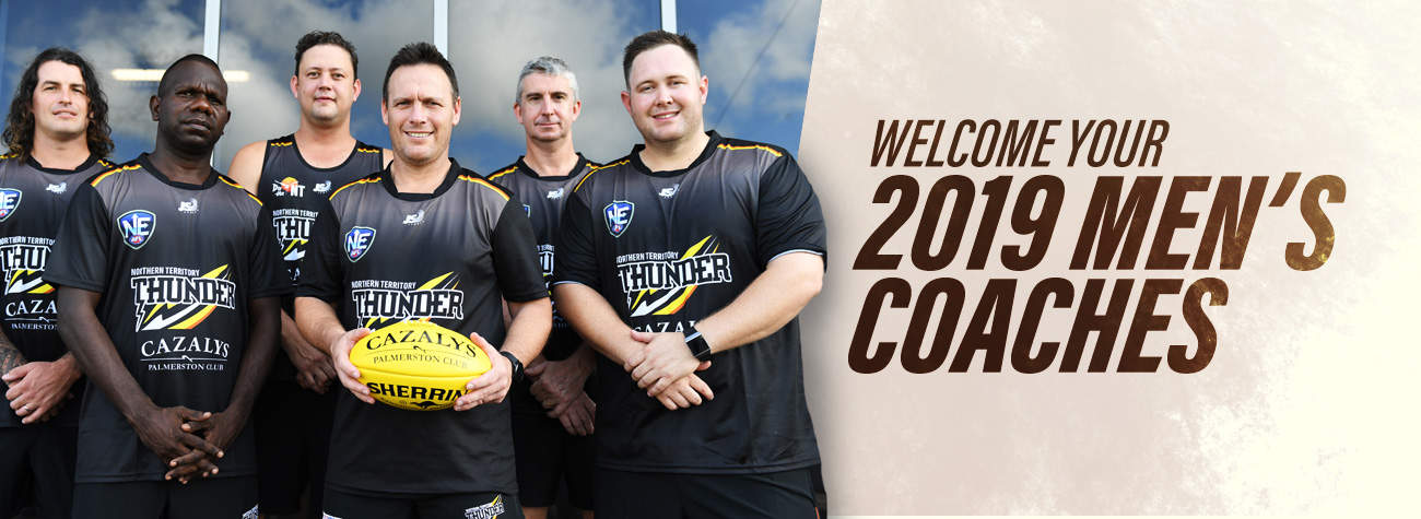 2019 Men's Coaches