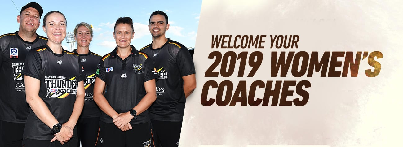 VFLW coaches for 2019
