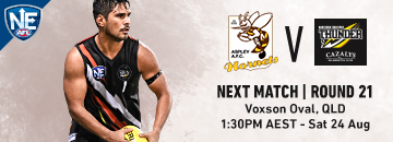 Next NEAFL Match Round 21