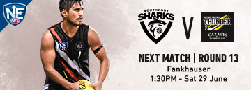 Next NEAFL Match Round 13