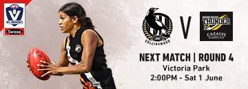 Next VFLW Match Round 4