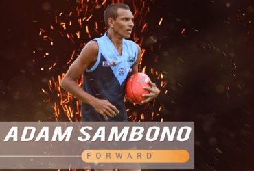 Adam Sambono will play for Thunder in 2017