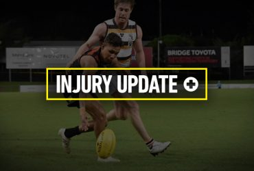 Round 2 Injury Update