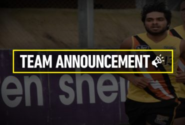 Rd 2 team announcement