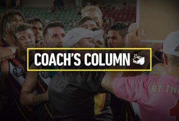 Coach's column Round 2