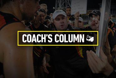Coach's Column Round 7