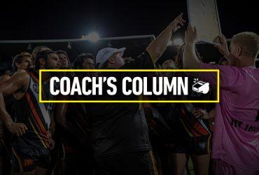 Coach's Column Round 8