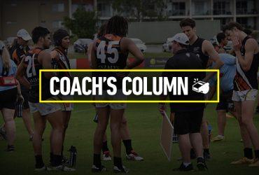 Coach's Column Round 9
