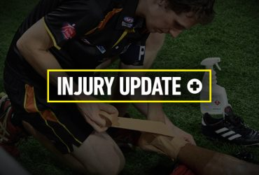 Injury Update Round 10