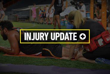 Injury Update for Round 7