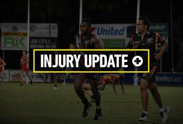 Injury Update Round 8