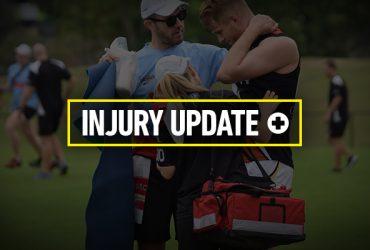 Round 9 Injury Update