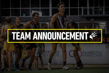 Round 6 team announcement
