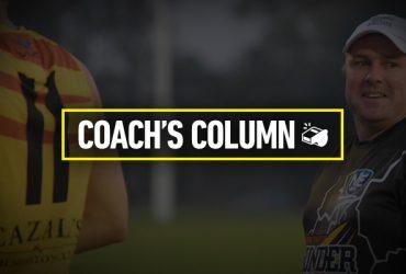 Coach's Column Round 10