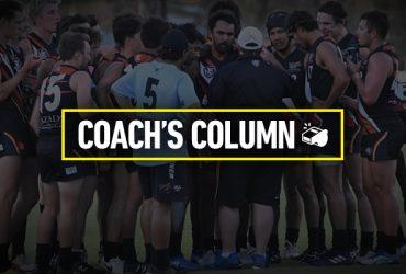 Coach's Column Round 14