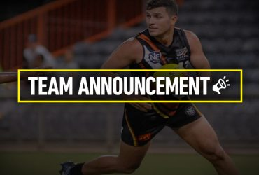 Round 10 team announcement